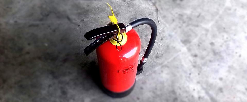 Comment réagir face à un incendie?