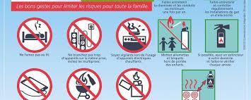 Comment prévenir les incendies à domicile?
